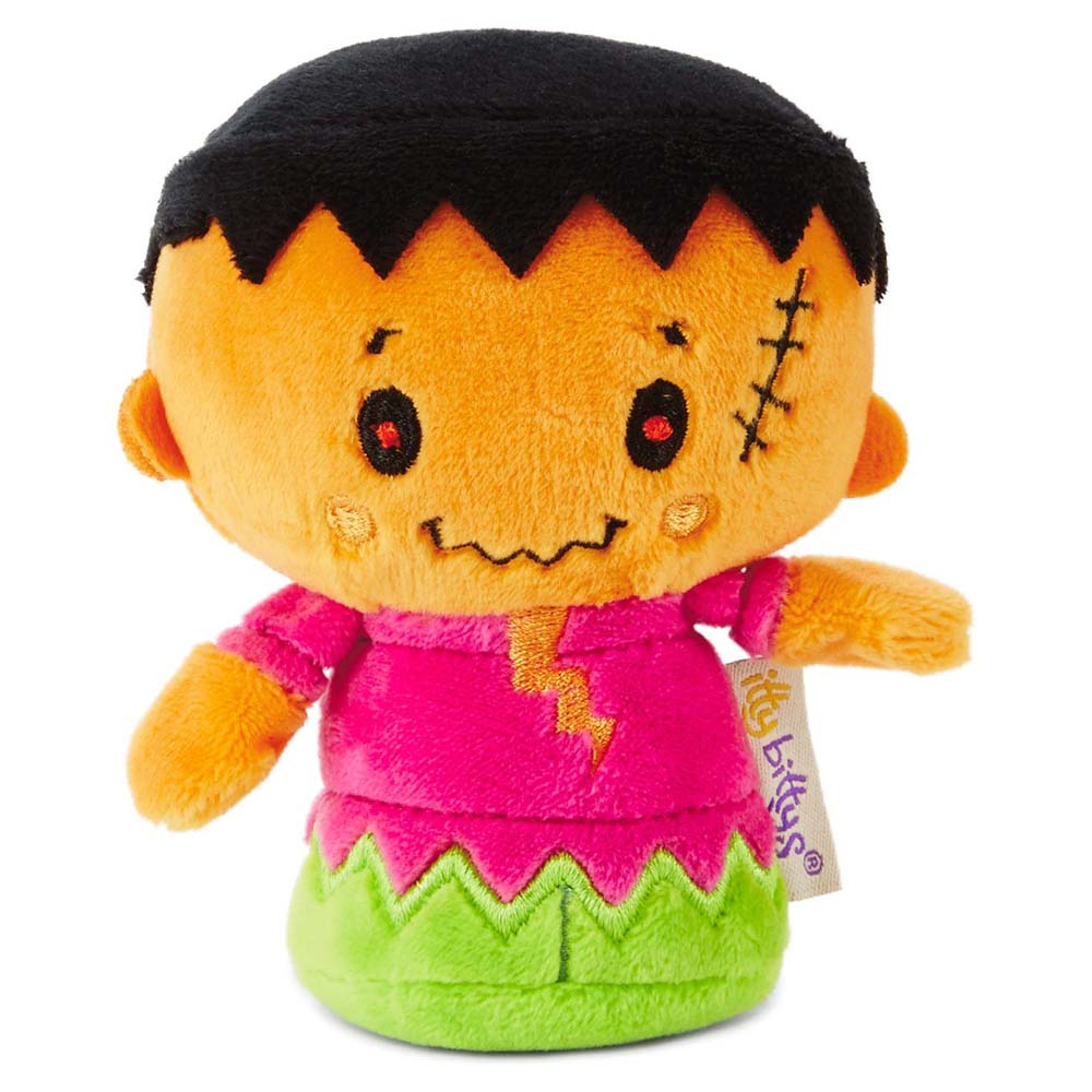 Hallmark itty bittys® Monster Mash Frank Stuffed Animal