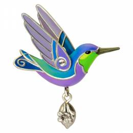 Hallmark Beauty of Birds Hummingbird Mini Ornament