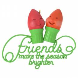 Hallmark Friends Make the Season Brighter Friendship Ornament