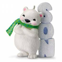 Hallmark Polar Bear Son Ornament