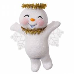 Hallmark Sweet Snow Angel Ornament
