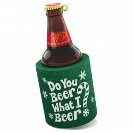 Hallmark Do You Beer What I Beer? Ornament