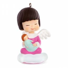 Hallmark Zinnia: Mary's Angels Ornament