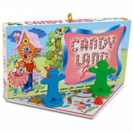 Hallmark Family Game Night Candy Land Ornament