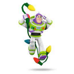 Hallmark Buzz in Lights Disney/Pixar Toy Story Ornament