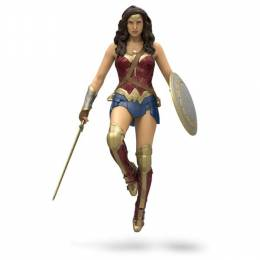Hallmark BATMAN V SUPERMAN: DAWN OF JUSTICE WONDER WOMAN Ornament