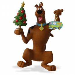 Hallmark SCOOBY-DOO Decking the Tree Ornament