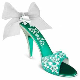 Hallmark Shoe-sational! Barbie Special Edition Ornament