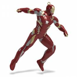 Hallmark Captain America: Civil War Team Iron Man Ornament