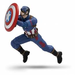 Hallmark Captain America: Civil War Team Captain America Ornament