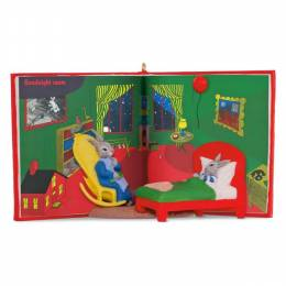 Hallmark Goodnight Moon In The Great Green Room Ornament