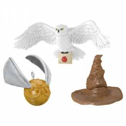 Hallmark A Harry Potter Collection: HARRY POTTER Set of 3 Mini Ornaments