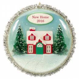 Hallmark New Home Holiday Ornament