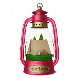 Hallmark Happy Campers Lantern Ornament