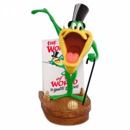 Hallmark LOONEY TUNES HELLO! MA BABY MICHIGAN J. FROG Musical Ornament