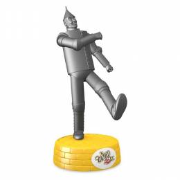 Hallmark THE WIZARD OF OZ TIN MAN If I Only Had a Heart Musical Ornament