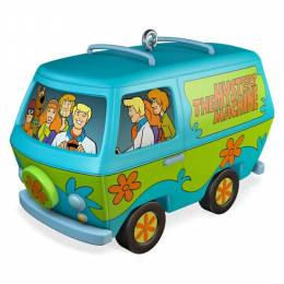 Hallmark SCOOBY-DOO The Mystery Machine Musical Ornament