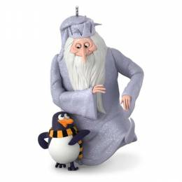 Hallmark Santa Claus is Comin' to Town Winter Warlock Ornament