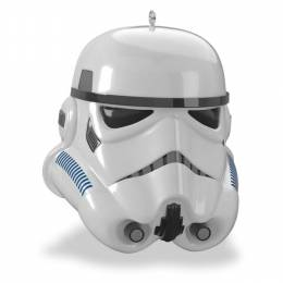 Hallmark Star Wars Imperial Stormtrooper Helmet Ornament With Sound