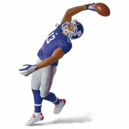 Hallmark NFL New York Giants Odell Beckham Jr. Ornament