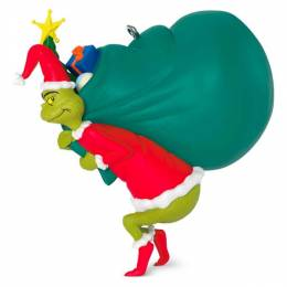 Hallmark Dr. Seuss You're a Mean One, Mr. Grinch Musical Ornament
