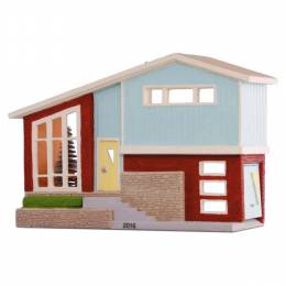 Hallmark Nostalgic Houses and Shops Split-level Dream Home Ornament