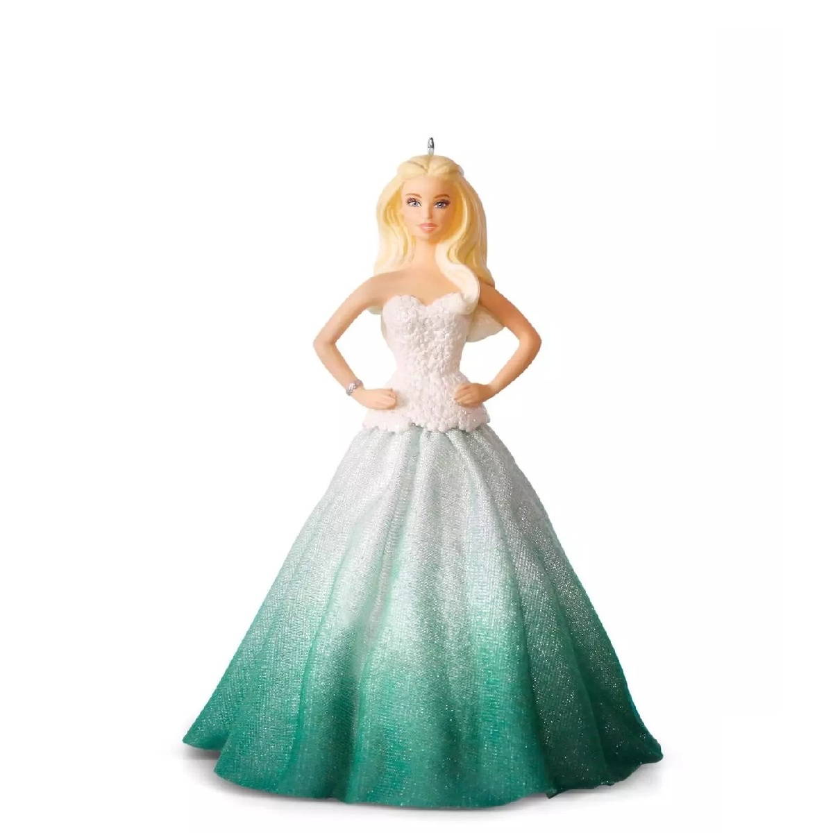 Hallmark Holiday Barbie Ornament