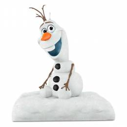 Hallmark Disney Frozen Olaf Motion-Activated Ornament With Sound