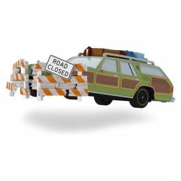 Hallmark NATIONAL LAMPOON'S VACATION Family Truckster Takes Flight Ornament With Sound