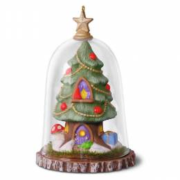 Hallmark Gnome for the Holidays Terrarium Tree Ornament