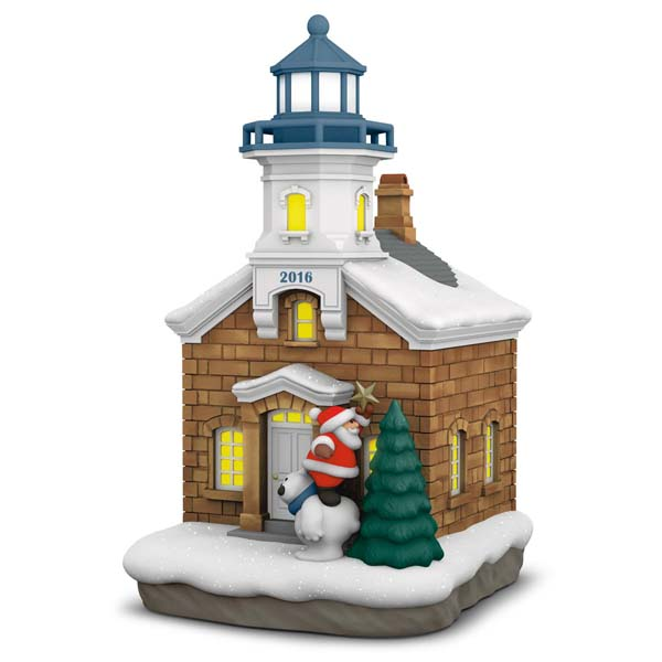 Holiday Lighthouse - 5th in Series
