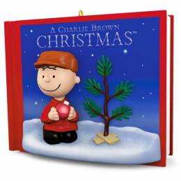 Hallmark PEANUTS A Charlie Brown Christmas Ornament With Sound