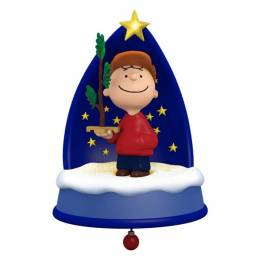 Hallmark The PEANUTS Gang A Sign of the Season Ornament With Light and Sound