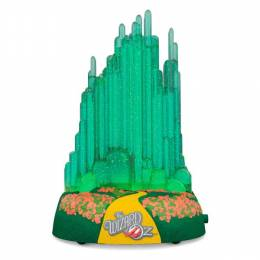 Hallmark THE WIZARD OF OZ EMERALD CITY Musical Ornament With Lights