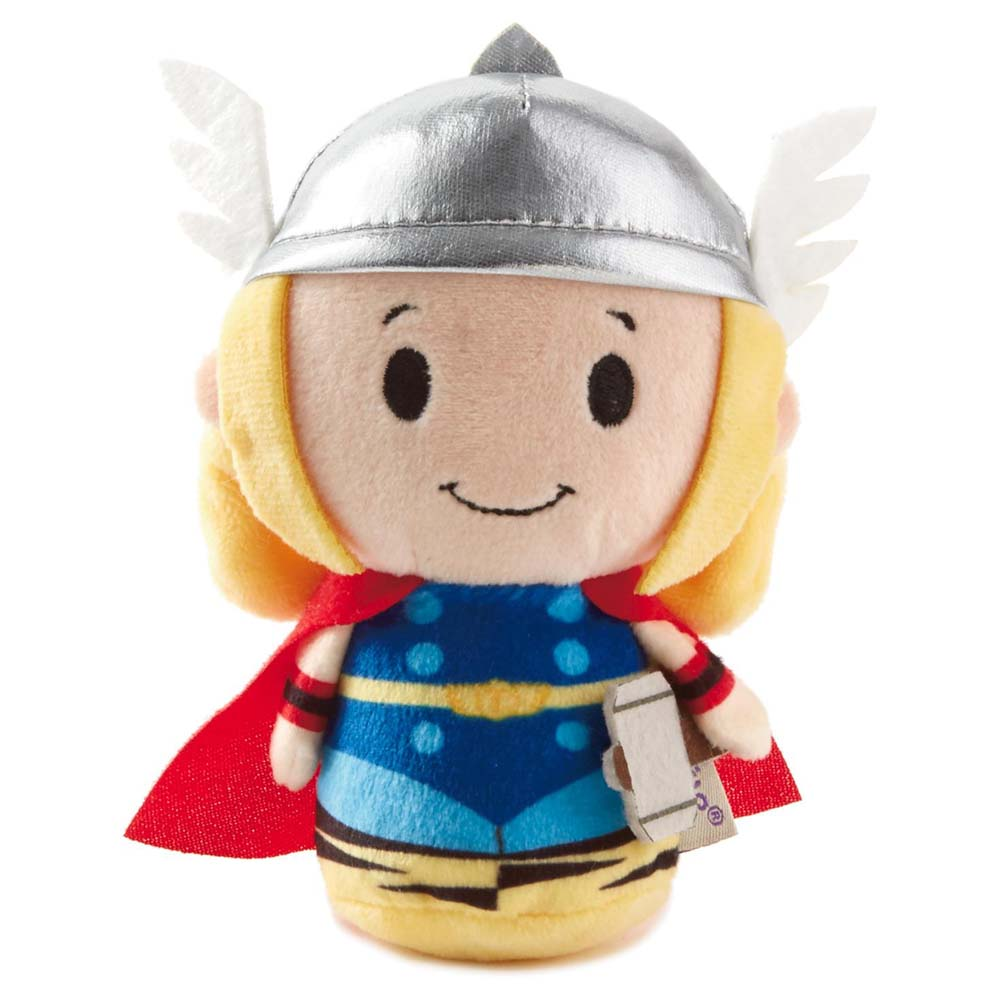 Hallmark itty bittys Thor Stuffed Animal