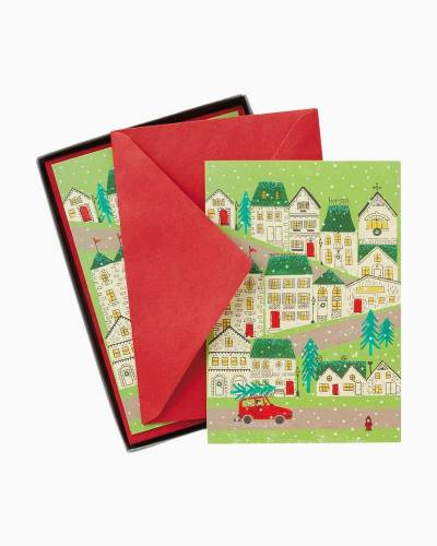 Peace in Our World Christmas Cards, Box of 16