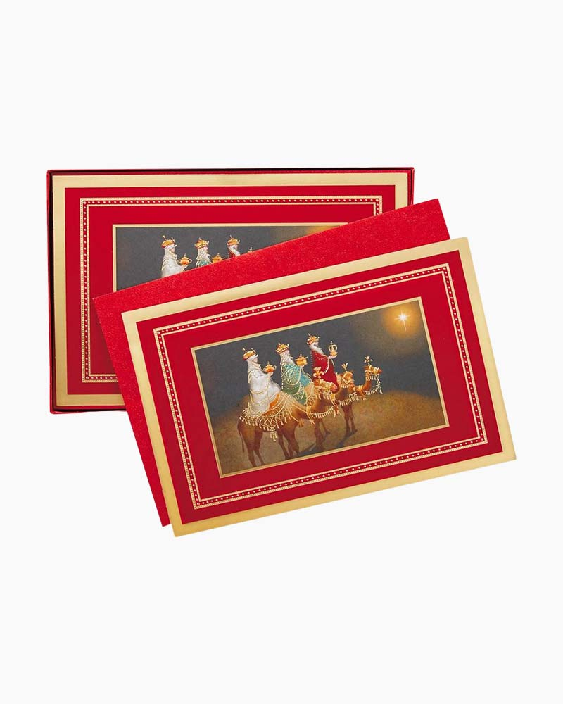 Hallmark Three Wise Men Christmas Cards, Box of 40 | The Paper Store