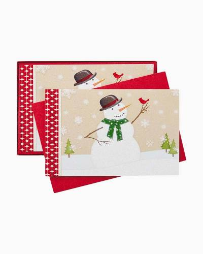 Warmth and Wonder Christmas Cards, Box of 40
