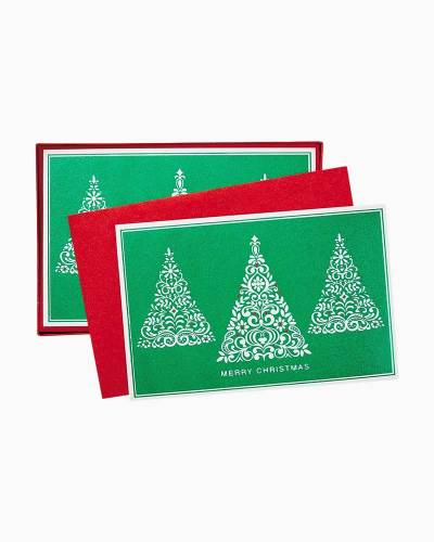 Sparkling Season Christmas Cards, Box of 40