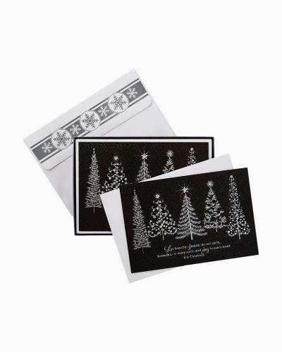 Christmas Tree Forest Christmas Cards, Box of 12