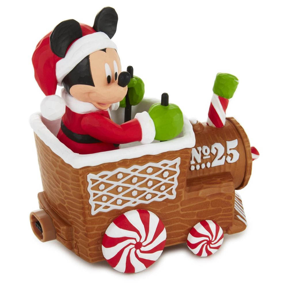 Hallmark Disney Christmas Express Mickey Mouse