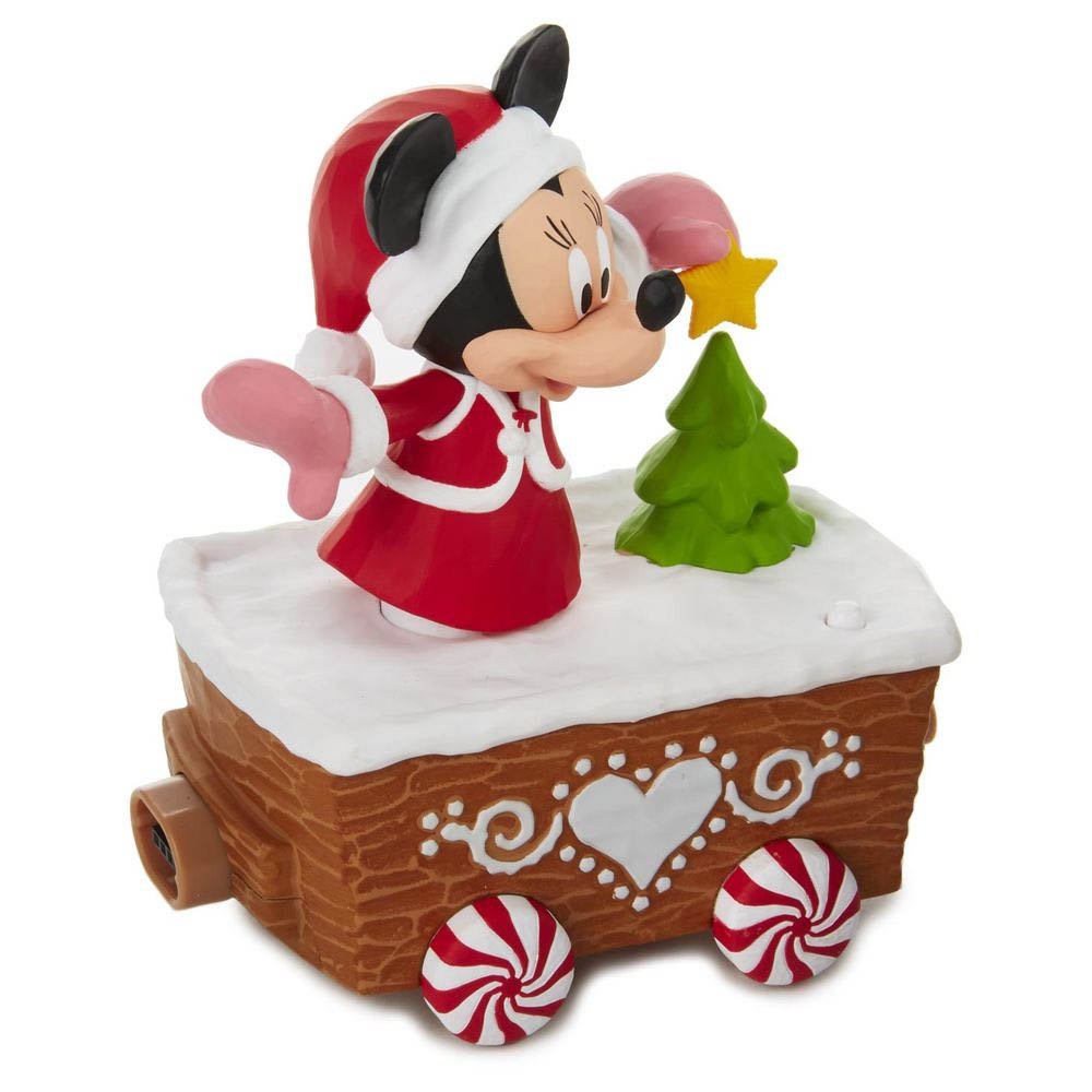 Hallmark Disney Christmas Express Minnie Mouse