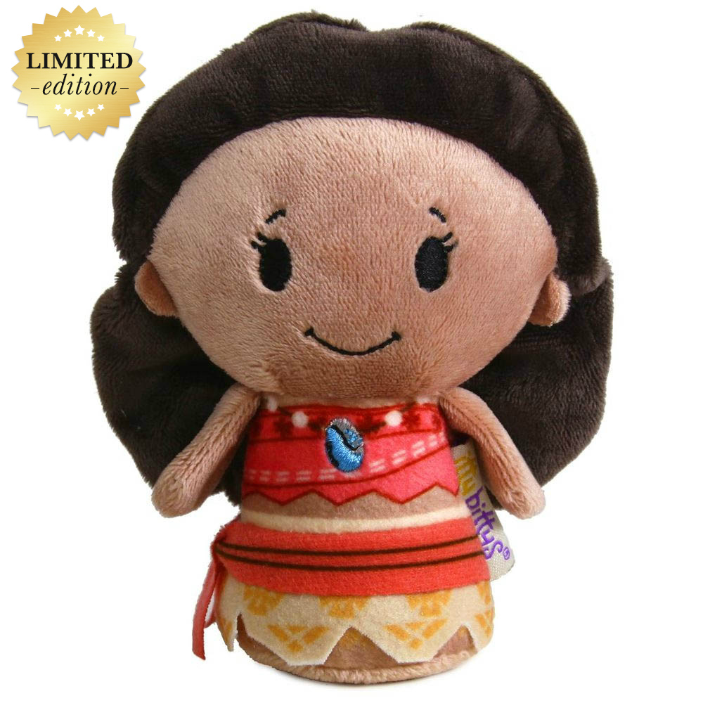Hallmark itty bittys Moana Stuffed Animal Limited Edition