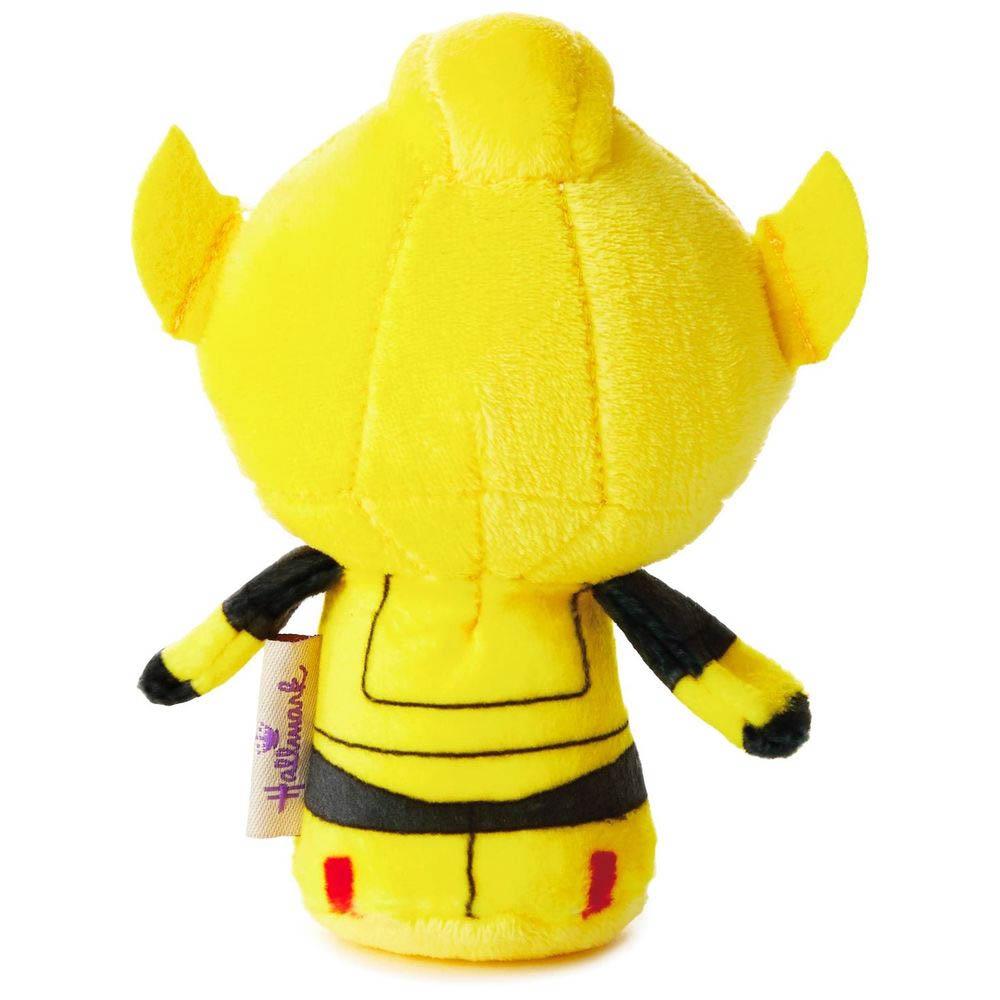 Hallmark Itty Bittys Transformers Bumblebee Stuffed Animal The
