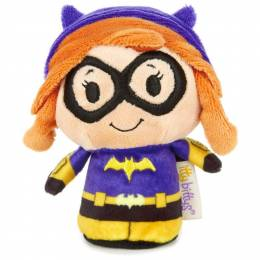 Hallmark itty bittys DC SUPER HERO GIRLS BATGIRL Stuffed Animal