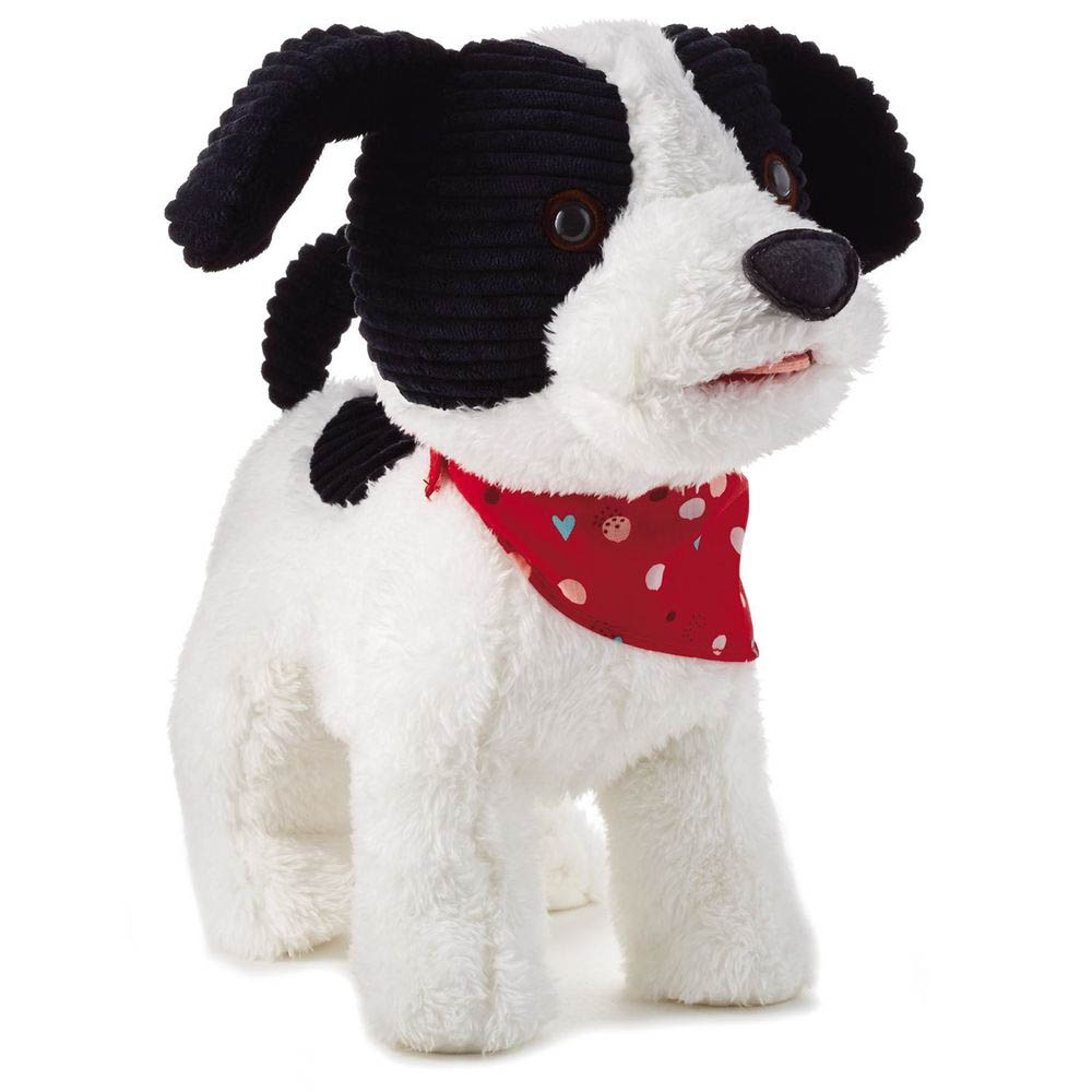 Hallmark Love To The Max Pup Interactive Stuffed Animal 9