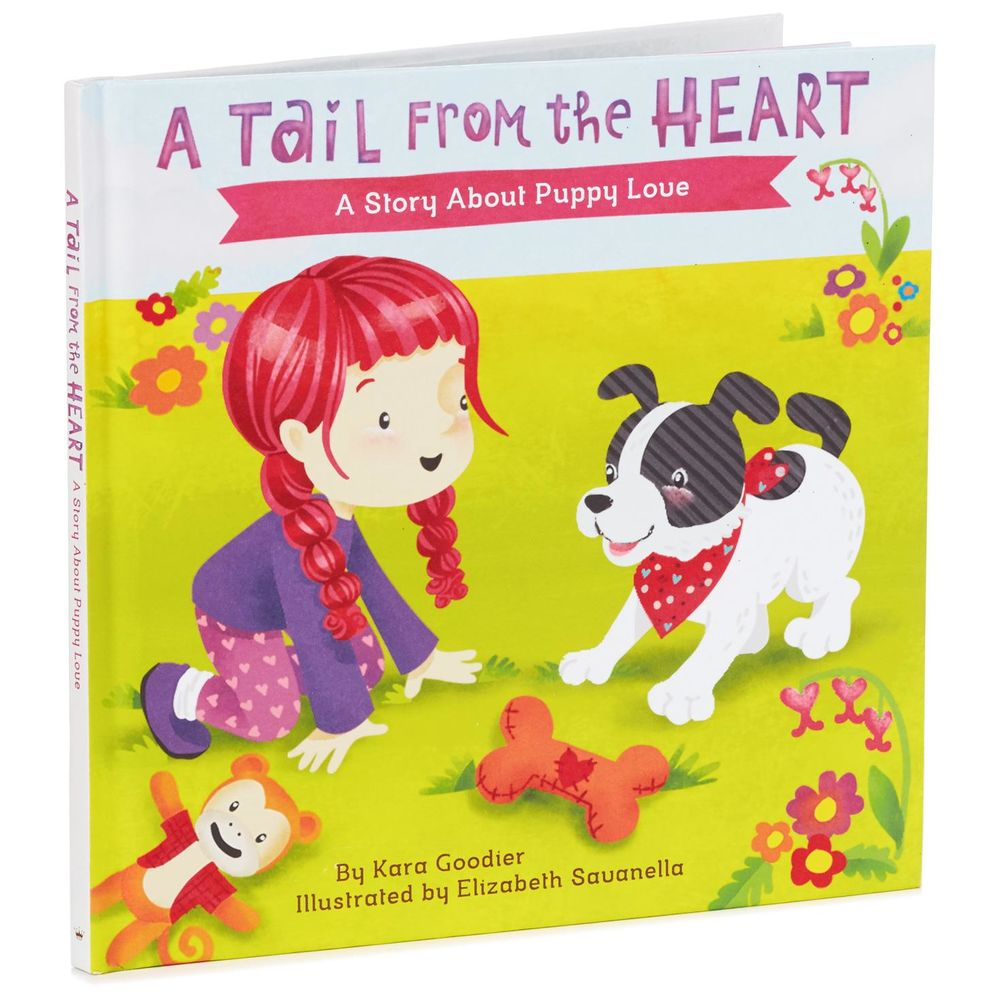 Hallmark Max Speaks From the Heart Book