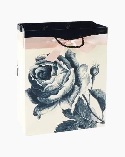 Archival Rose Medium Gift Bag, 9.5-inch