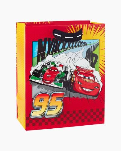 Disney/Pixar Cars Lightning McQueen Medium Gift Bag, 9.5-inch