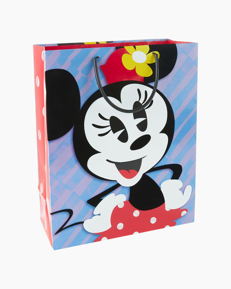 Hallmark Minnie Mouse X-Large Gift Bag, 15.5